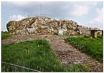 sarsfield's rock