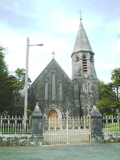templebraden church